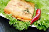 Mexican Tortilla — Stock Photo