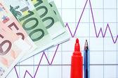 European Economic Growth — Foto de Stock
