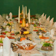 Table setting — Stock Photo #21859509