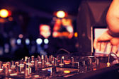 Party DJ — Stockfoto