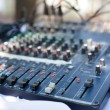 Sound mixer — Stock Photo #11975997