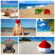 Christmas collage — Stock Photo #13703679
