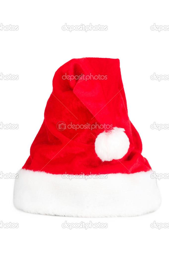的圣诞老人帽子