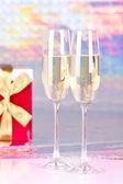 Celebrating holidays — Stock Photo