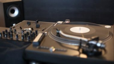 DJ equipment — Video Stock