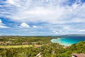 View point on island Boracay — Stock Photo