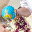 Wedding and honeymoon — Stock Photo