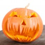 Halloween pumpkin — Stock Photo #33249151