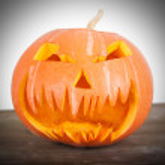 Halloween pumpkin — Stock Photo #33764733