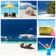 Travel collage — Stock Photo #35792627