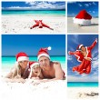 Christmas collage — Stock Photo #35792643