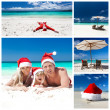 Christmas collage — Stock Photo #36457351