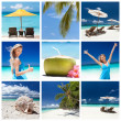 Travel collage — Stock Photo #38398807