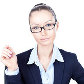 Success business woman — Stock Photo