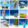 Travel collage — Stock Photo #39773055