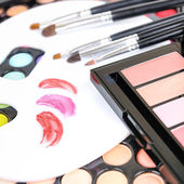 Strumenti professionali per il make-up artist — Foto Stock