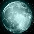 Full moon — Stock Photo #13972974
