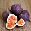 Fresh figs - Stock Photo
