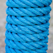 Blue rope — Stock Photo
