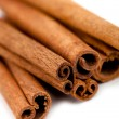 Stock Photo: Cinnamon sticks
