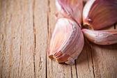 cloves of garlic  — Stock Photo