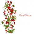 Christmas decoration — Stock Vector #17877703
