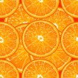 Seamless texture of juicy oranges — Stock Vector #36860199
