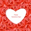 Design greeting cards for Valentine's Day — Vettoriale Stock
