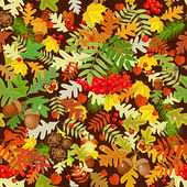 Autumn texture — Stock Vector