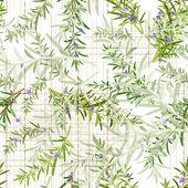 Rosemary texture — Vecteur
