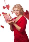 Happy Valentines Day! — Stock Photo