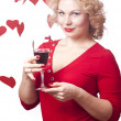 Happy Valentines Day! — Stock Photo
