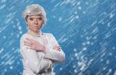 雪の女王 — ストック写真