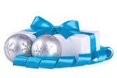 Packed surprise and spheres — Stock Photo