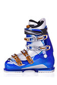 Ski footwear — Stock Photo