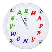 Clock close up — Stock Photo