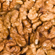 Background from nuts — Stock Photo