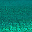 Foto de Stock  : Turquoise Abstraction