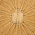 Basket weaving, a background, a bottom — Stock Photo
