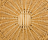 Basket weaving, a background, a bottom — Stock Photo
