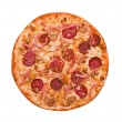 Stock Photo: PizzPepperoni