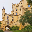 Hohenschwangau Castle, palace in southern Germany — Stock Photo #27898601