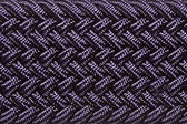 Knitted black cloth close up, a background — Stock Photo