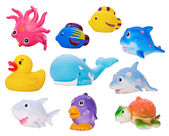 Children's toys for water — Stock Photo