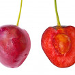 Sweet cherry — Stock Photo #27947685