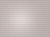 Non-skid metal painted diamond plate background texture — Stock Photo