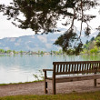Stock Photo: Zeller See