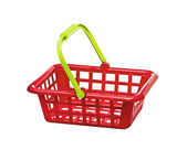 Basket for purchases — Stock Photo