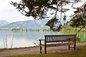 Zeller See — Stock Photo