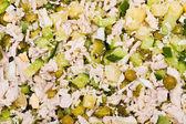 Salata olivier. — Stok fotoğraf